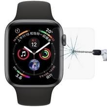 9H 2.5D getemperd glas Film voor Apple Watch serie 4 44mm