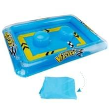 Water Play leuk opblaasbare PVC Regatta Racing zwembaden ondiep zwembad voor Mini RC boot  opgeblazen grootte: 117 * 81 * 13 cm
