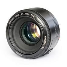 YONGNUO YN50MM F1.8N 1:2.8 groot diafragma AF Focus Lens voor Nikon DSLR-Cameras(Black)