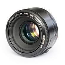 YONGNUO YN50MM F1.8C F1.4 Auto focuslens voor Canon EF Mount nieuwe Lens(Black)