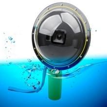 Dome poort onderwater duiken Camera Lens transparante deksel huisvesting Case voor GoPro  HERO 6/5