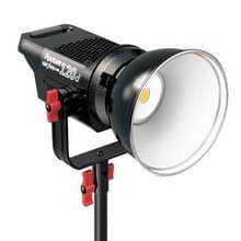 Aputure LS C120D hoge kleuren restauratie CRI 96 lichte Storm wit licht 6000 K COB LED Studio Video Light met 2.4GHz draadloze afstandsbediening & controle doosje (zwart)