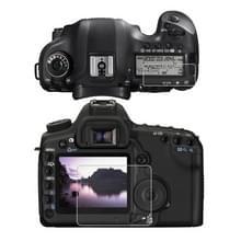 9H Gehard glas Scherm bescherming protector voor CANON 5D Camera