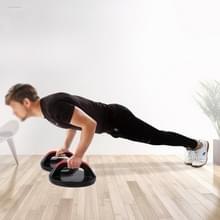 Een vak van verkopen handvat spierkracht oefenen roterende push-up Grips Home fitnessapparatuur  grootte: 20 * 9.0 cm