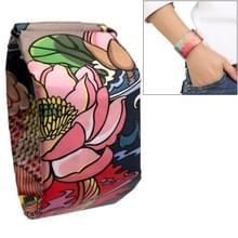 Brokaat vis patroon creatieve Fashion waterdichte papier Watch intelligente papier elektronische polshorloge