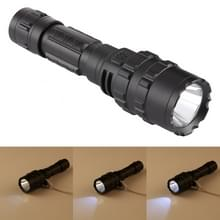 10W USB lading XM-L2 T6 IPX6 waterdichte sterke LED zaklamp met 5-modi & usbkabel & touw