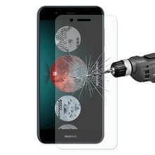 ENKAY voor Huawei nova 2 0 26 mm 9H oppervlakte hardheid 2.5D gebogen explosieveilige getemperd glas Film