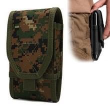 Stylish multifunctioneel Outdoor Waist Bag Phone Camera beschermings hoesje Card Pocket Wallet