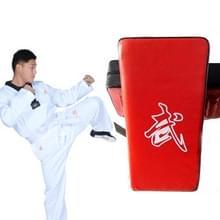 PU verdikt vierkante Taekwondo Target Sanda boksen voet schoppen Pad