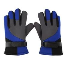 Winter voorkomen koude handschoenen toevoegen pluis voor mannen