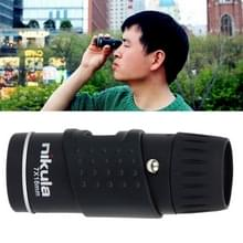 Nikula 7 * 18 draagbare professionele High Times High Definition dubbele Focus Zoom monoculaire Pocket telescoop