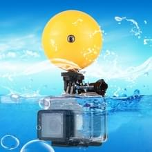 PULUZ Bobber Diving Floaty Ball with Safety Wrist Strap for GoPro HERO6 /5 /5 Session /4 Session /4 /3+ /3 /2 /1  Xiaoyi and Other Action Cameras