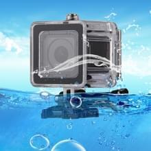 PULUZ voor GoPro HERO5 Session / 4 Session 40m Underwater Waterdicht Housing Diving beschermings hoesje met Buckle Basic Mount & schroeven