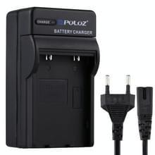 PULUZ EU Plug batterijlader met kabel voor Nikon EN-EL5 accu