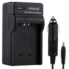 PULUZ 2-in-1 Digitale Camera batterij autolader voor de Canon NB - 11L accu