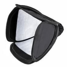 PULUZ opvouwbare zachte lichte flitslichtverspreider Softbox Cover afmeting: 23 x 23 cm