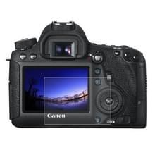 PULUZ 2.5D 9H Gehard glas Scherm bescherming Protector met gebogen rand voor Canon 6D Camera