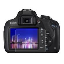PULUZ 2.5D 9H Gehard glas Scherm bescherming Protector met gebogen rand voor Canon 1200D / 1300D