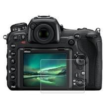 PULUZ 2.5D 9H Gehard glas Scherm bescherming Protector met gebogen rand voor Nikon D500 / D600 / D610 / D7100 / D7200 / D750 / D800 / D810