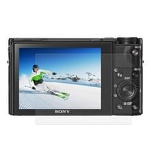 PULUZ 2.5D 9H Gehard glas Scherm bescherming Protector met gebogen rand voor Sony RX100 / A7M2 / A7R / A7R2