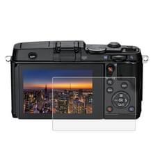 PULUZ voor Olympus EP5 Camera 2.5D gebogen rand 9H oppervlaktehardheid gehard glas Screen Protector