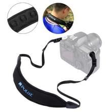 PULUZ Anti-Slip Soft Diving Pad Single Shoulder Camera Strap for SLR / DSLR Cameras