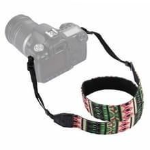 PULUZ  Retro Ethnic Style Multi-color Series Shoulder Neck Strap Camera Strap for SLR / DSLR Cameras