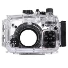 PULUZ 40m Underwater Depth Diving Case Waterproof Camera Housing for Sony RX100 III(Transparent)