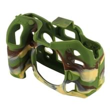 PULUZ siliconen beschermhoes voor Nikon D7200 /D7100(Camouflage)