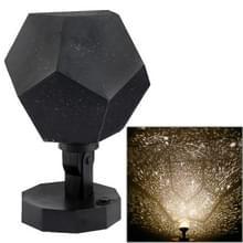 Sterrenhemel projectie licht  Edificatory DIY Seasonal(Black)