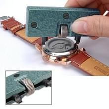 Instelbare rechthoek anker horloges terug kast Opener voor waterdichte horloge