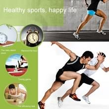 KISLO K81 Stopwatch professionele Chronograph Handheld digitale LCD sport teller Timer met riem