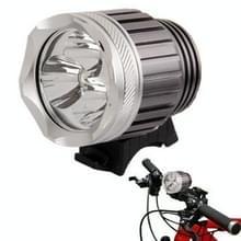 CREE XM-L 3 x T6 3 standen 1200LM Fietslamp en hoofdlamp