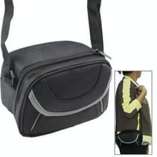 Portable Digitale Camera Tas met Schouderriem (zwart)