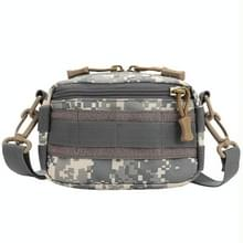 Multi-function Waterdicht High Density Strong Nylon Fabric horizontaal Style Toolkit / Accessories Bag(Camouflage)