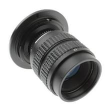 35mm 1:1.7 C-NEX TV Lens met lensadapter