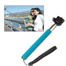 Fotopro in 7 gedeeltes verstelbare Monopod voor Digitale Camera (blauw)