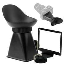 2.8X LCD Viewfinder Beeldzoeker V6 voor Canon EOS M (zwart)