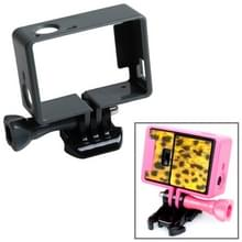 TMC Hoogwaardig statief Houder Frame / behuizing voor GoPro Hero 4 / 3 + 3 HF191 (grijs)
