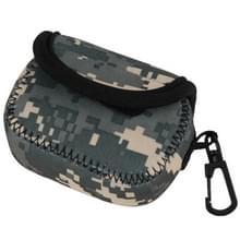 GN-7 mozaïek patroon GoPro accessoires neopreen innerlijke beschermings zak Camera tas voor GoPro Hero4 /3+ /3
