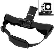 NEOpine GHS-2 Verstelbare hoofdband voor GoPro HERO 6 / 5 / 4 / 3+ / 3 / 2 / 1, Xiaomi Yi Sport Camera (zwart)