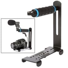 YELANGU YLG0106A Video Stabilisator Handgreep voor DSLR Camera / DV