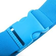 NEOPINE elastische vezels duiken Materiaal borstriem voor GoPro Hero 4 / 3 + / 3 / 2 / 1(blauw)