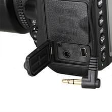 Aputure V-MIC D2 Richtingsgevoelige Condensator Shotgun Microfoon, gevoeligheid instelbaar (zwart)