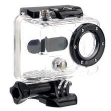 Skeleton beschermings Housing met UV-protected Lens voor Gopro HERO2, Open Side voor FPV, metout Kabel