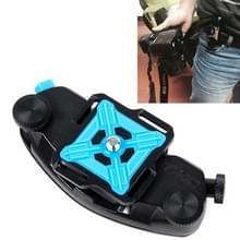 TMC universele riem voor SPIEGELREFLEX camera's geschikt voor GoPro HERO 4 Session 6 / 5 / 4 / 3 + / 3 / 2 / 1