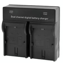 Dubbele Digitale Batterij Oplader voor Canon LP-E6