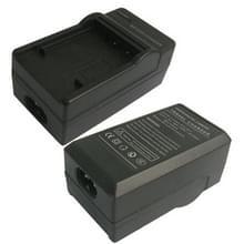 2-in-1 digitale camera batterij / accu laadr voor sanyo dbl20