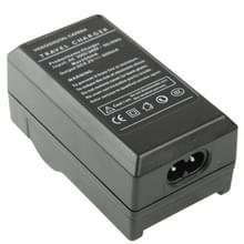 Digitale Camera Batterij Smart Lader ontmoette Plug & auto Lader reizen machtsverzameling voor Gopro HD HERO3(zwart)