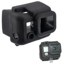 ST-41 beschermings siliconen hoes / case voor Gopro HERO 3 (zwart)